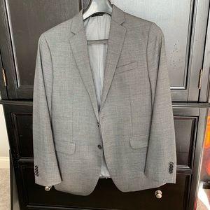 Banana republic suit jacket slim fit